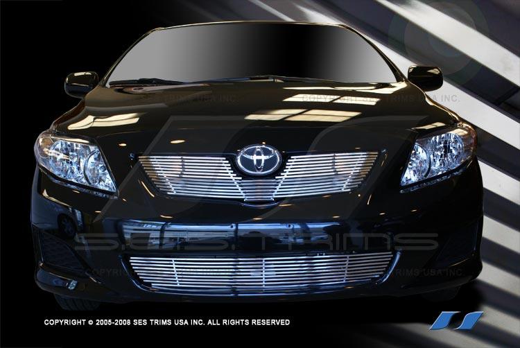 Toyota Corolla Tuning 2009 2009 Toyota Corolla Key